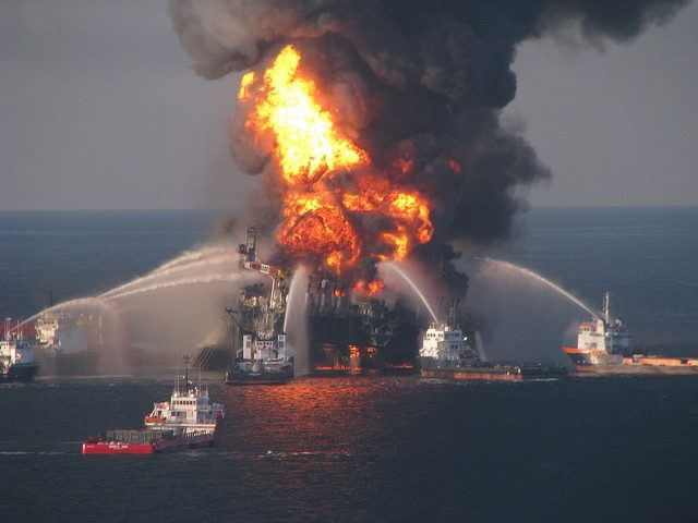 deepwater horizon accident