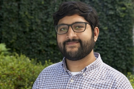 Arslan Ahmad, Associate Program Officer, Changing Planet Grants, National Geographic Society, XMNR alum